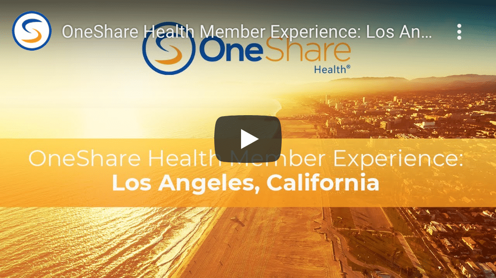 OneShare Health Member Experience Video